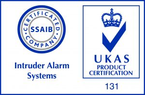 intruder alarm SSAIB logo