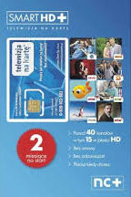 karta telewizji na kartę smart hd na 2 miesiące